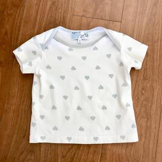 アニエスベー(agnes b.)のアニエス・ベー Tシャツ 1歳 80cm 85cm(Tシャツ)