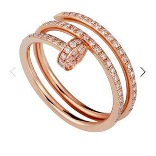 カルティエ(Cartier)のCartier リング ①(リング(指輪))