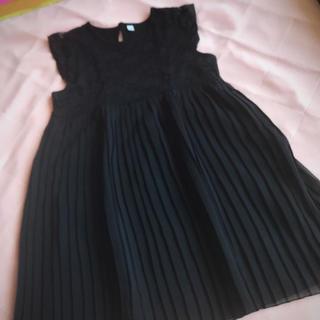 ニシマツヤ(西松屋)の黒のワンピース(ドレス/フォーマル)