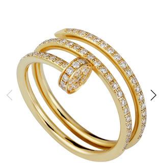 カルティエ(Cartier)のCartier リング ❶(リング(指輪))