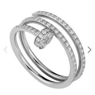 カルティエ(Cartier)のCartier リング ⑴(リング(指輪))