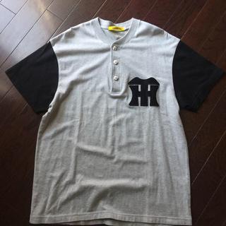 ハンシンタイガース(阪神タイガース)の阪神タイガース Tシャツ サイズM(応援グッズ)