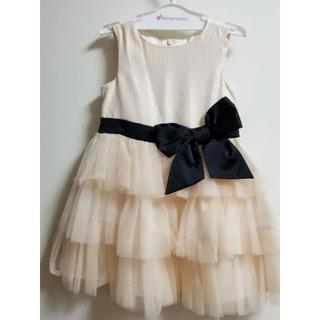 トッカ(TOCCA)の【新品】TOCCA ドレス サイズ100 定価24840円 発表会 結婚式(ドレス/フォーマル)