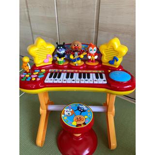 アンパンマン(アンパンマン)のらん様専用        アンパンマン おもちゃ ピアノ(楽器のおもちゃ)