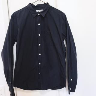 URBAN RESEARCH - アーバンリサーチ ブラックシャツ