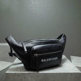 バレンシアガバッグ(BALENCIAGA BAG)のBalenciagaウエストバッメンズ・レディースグブラック(セカンドバッグ/クラッチバッグ)