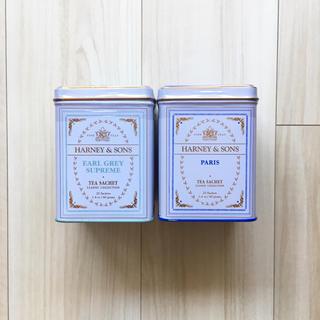ディーンアンドデルーカ(DEAN & DELUCA)の新品 harney&sons  紅茶 アールグレイ ハニーアンドサンズ(茶)