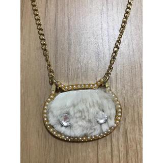 フランシュリッペ(franche lippee)のフランシュリッペ 猫ネックレス(ネックレス)