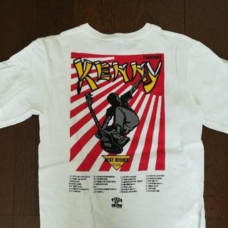 ハイスタンダード(HIGH!STANDARD)の横山健 ツアーTシャツ ken yokoyama KENNY (Tシャツ/カットソー(半袖/袖なし))