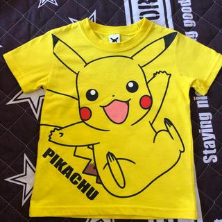 110㎝ ピカチュウT (Tシャツ/カットソー)