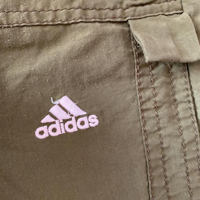 adidas(アディダス)のアディダス ハーフパンツ レディース レディースのパンツ(ハーフパンツ)の商品写真