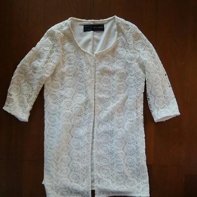 ZARA(ザラ)のZARAコート レディースのジャケット/アウター(ロングコート)の商品写真