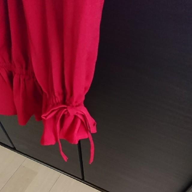 しまむら(シマムラ)の春服 新品 花柄トップス セシルマクビー イング レイカズン アースミュージック レディースのトップス(カットソー(長袖/七分))の商品写真