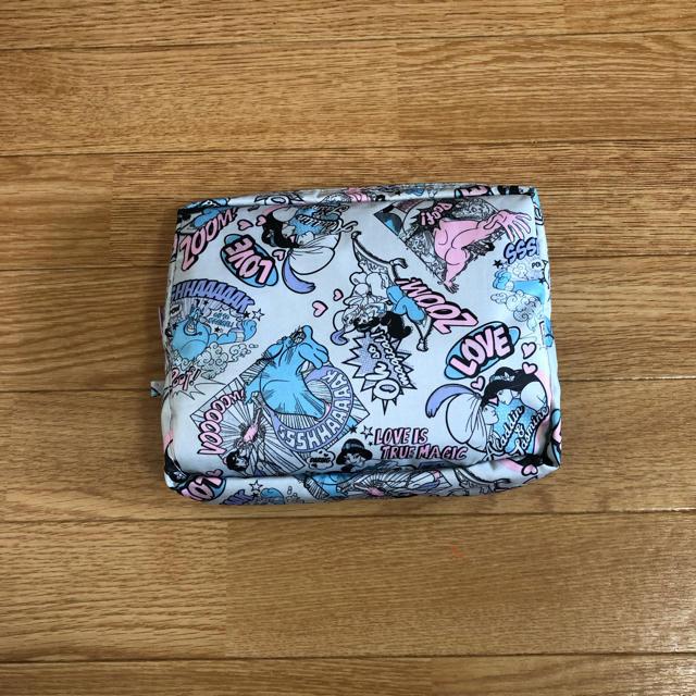 Disney(ディズニー)のママバッグ ナイロン製バッグ アラジン レディースのバッグ(トートバッグ)の商品写真