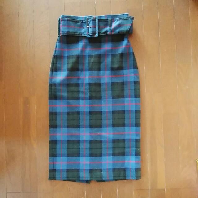 ZARA(ザラ)のZARAスカート レディースのスカート(ひざ丈スカート)の商品写真