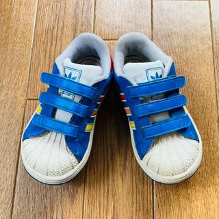 アディダス(adidas)のadidas スニーカー キッズ  14cm(スニーカー)