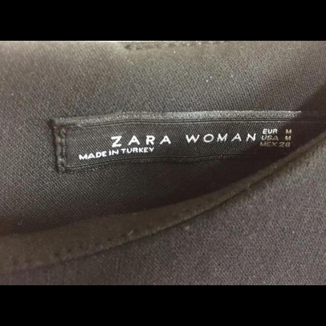 ZARA(ザラ)のZARAのワンピース レディースのワンピース(ひざ丈ワンピース)の商品写真