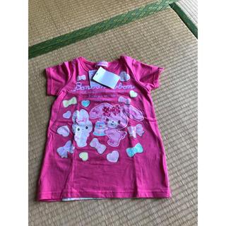 ボンボンリボン(ぼんぼんりぼん)のボンボンリボン半袖Tシャツ(キャラクターグッズ)