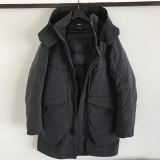 ナイキ(NIKE)のナイキ ダウンコート テック S 2018年冬モデル(ダウンジャケット)