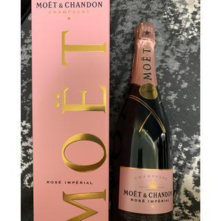 モエエシャンドン(MOËT & CHANDON)のモエ ロゼ 750ml(シャンパン/スパークリングワイン)