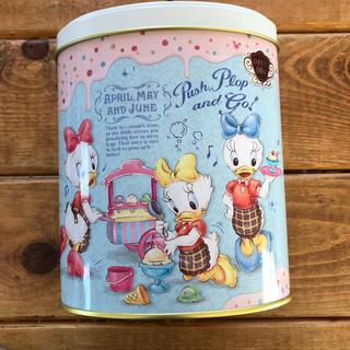 ディズニー(Disney)のクランチ缶(小物入れ)