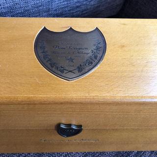 ドンペリニヨン(Dom Pérignon)の値下げ!送料込み!ドンペリゴールド1993木箱(シャンパン/スパークリングワイン)