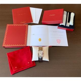 カルティエ(Cartier)のアドルノ様専用⭐️カルティエ タンクソロLM(腕時計(デジタル))