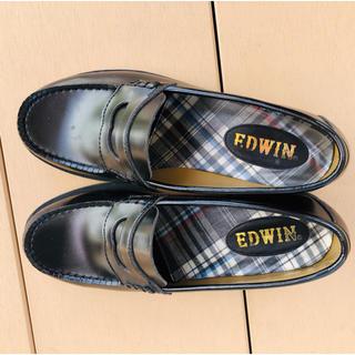 エドウィン(EDWIN)のローファー レディース靴(ドレス/ビジネス)