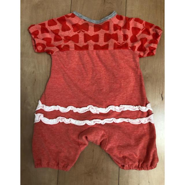 ベビー服50〜60 キッズ/ベビー/マタニティのベビー服(~85cm)(ロンパース)の商品写真