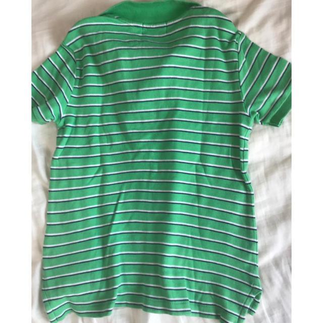 Ralph Lauren(ラルフローレン)のRalph Lauren ラルフローレン ポロシャツ 4T キッズ/ベビー/マタニティのキッズ服 男の子用(90cm~)(Tシャツ/カットソー)の商品写真