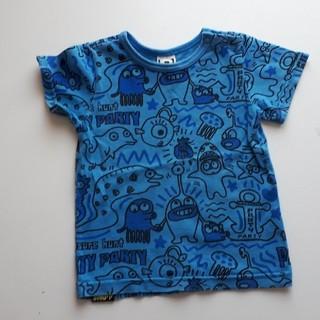 パーティーパーティー(PARTYPARTY)のパーティパーティ Tシャツ 90(Tシャツ/カットソー)