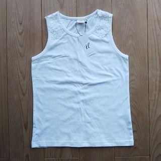 ザラ(ZARA)の新品タグ付き ハウディ ノースリーブ 130(Tシャツ/カットソー)
