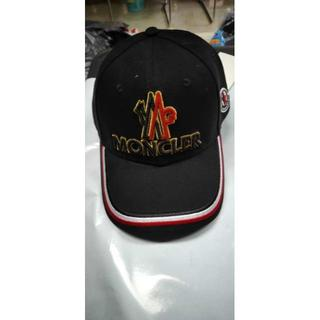 モンクレール(MONCLER)のモンクレール キャップ 帽子 メンズ フリーサイズ(サンバイザー)