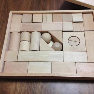 ぶなの積み木48ピース k.kurosawa(積み木/ブロック)