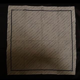 ヤコブコーエン(JACOB COHEN)の【送料込み】ヤコブコーエン JACOB COHEN ハンカチ デニム 非売品(デニム/ジーンズ)