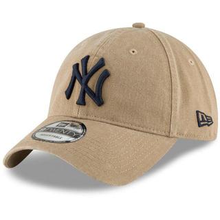 アディダス(adidas)のニューエラ ニューヨーク・ヤンキース カーキ キャップ(キャップ)