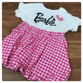 バービー(Barbie)のBarbie ☆ ワンピース(ワンピース)