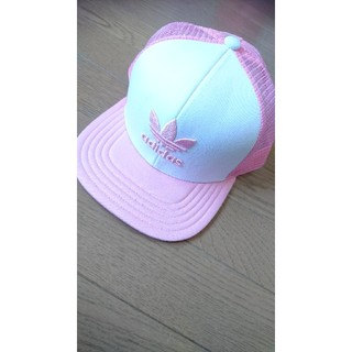 アディダス(adidas)のアディダス オリジナルス  キャップ 帽子 ピンク(キャップ)