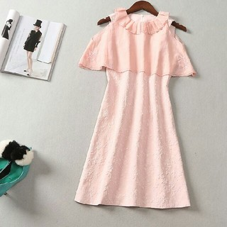 ドレス 長袖 春コーデ 快適 女性 通勤 LL0407061(ロングドレス)