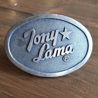 トニーラマ(Tony Lama)のTony Lama トニーラマ ベルトバックル(ベルト)