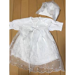 ベビー服 セレモニードレス baby サイズ50〜70(お宮参り用品)