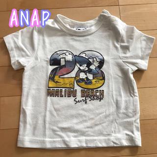 アナップ(ANAP)のANAP Tシャツ Disney 80(その他)