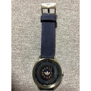 アディダス(adidas)のadidas 腕時計 ネイビー(腕時計)