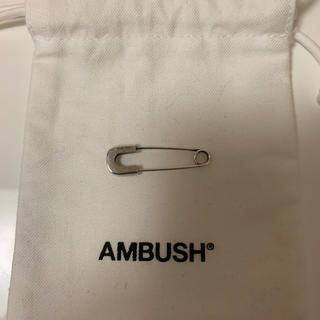 アンブッシュ(AMBUSH)のAMBUSH PIN PIERCE(ピアス(片耳用))
