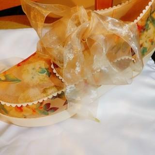リズリサ(LIZ LISA)のリズリサ花柄厚底オックスフォード(スニーカー)