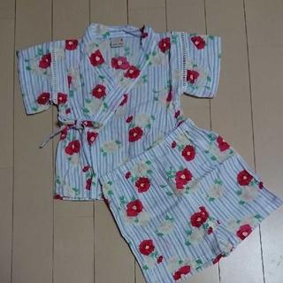 プティマイン(petit main)のプティマイン 甚平 80(甚平/浴衣)