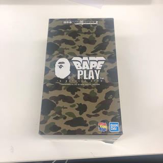 A BATHING APE - bape 超合金
