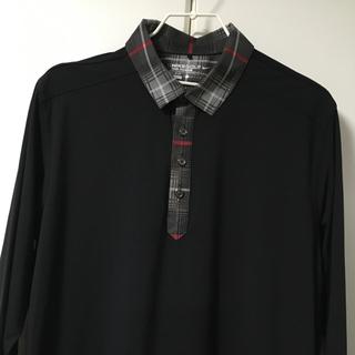 ナイキ(NIKE)のナイキポロシャツ(長袖)(ポロシャツ)