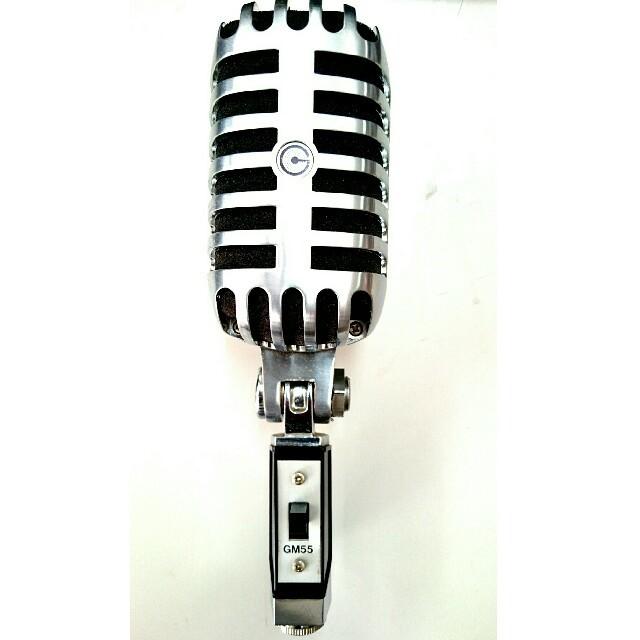 ガイコツマイク 楽器のレコーディング/PA機器(マイク)の商品写真