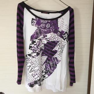 アルゴンキン(ALGONQUINS)のアルゴンキン ロンT ボーダー(Tシャツ(長袖/七分))